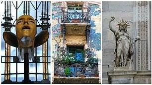 La bellezza nascosta di Milano: collezioni private, sculture e simboli misteriosi