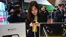 Samsung tratta con LG Chem per le batterie. E in Corea sbarca l'iPhone 7