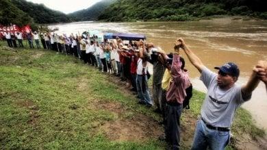 Honduras, l'assassinio Berta Cáceres  e il ruolo di alcune banche europee   Video