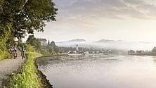 Tra Drava e Burgenland Austria in bici ora    foto