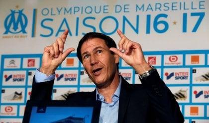 """Garcia: """"Non sono un messia, Marsiglia da rilanciare come la mia Roma""""   vd"""