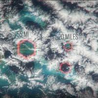 Triangolo delle Bermude, nuova ipotesi per l'enigma: 'bombe d'aria' causate da nubi