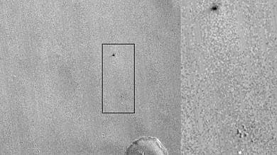 """Marte, ecco quel che resta della sonda Schiaparelli: """"Si è schiantata a 300 km/h"""""""