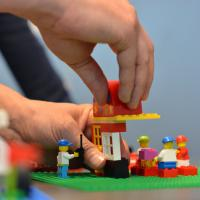 Lego Serious Play, business e creatività: allenarsi con i mattoncini