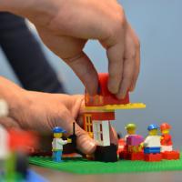 Lego Serious Play, business e creatività: allenarsi con i mattoncini