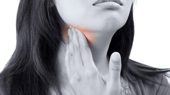 Tumore alla tiroide in aumento, nuove prospettive di cura per casi difficili