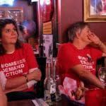 Vedere il terzo dibattito Trump-Clinton con le donne del North Carolina