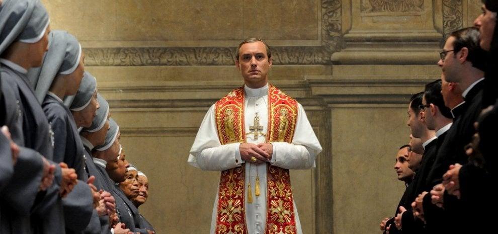 'The Young Pope' da record, + 45% di 'Gomorra' nella prima puntata