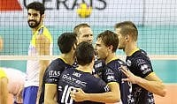 Trento batte l'Upcn, ora  la semifinale con Kazan