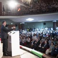 """Renzi: """"Dopo la riforma in Italia, interventi strutturali anche in Europa"""""""