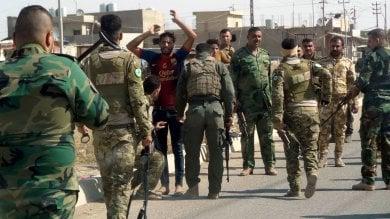 """Iraq, riprende battaglia per Mosul   video   Cnn: """"L'Isis ha ucciso 284 scudi umani"""""""