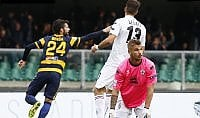 Il Verona prende il largo Il Carpi cade a Ferrara