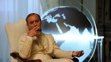 Sky, il Papa di Sorrentino da record   foto   straccia i numeri di 'Gomorra' al debutto