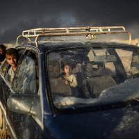 Iraq, rifugiati in fuga dalla guerra: la vita nei campi profughi