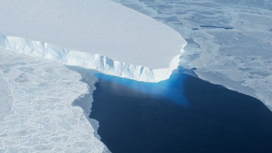 Fermate quel ghiacciaio, rischia di sommergerci