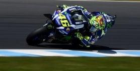 MotoGp, Gp d'Australia  Rossi show: secondo