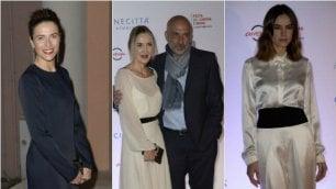 Cena di gala in favore di Amatrice tra politici, attori e premi Oscar