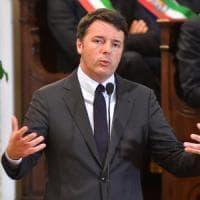 Referendum e manovra, Renzi:
