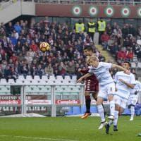 Torino-Lazio, il film della partita