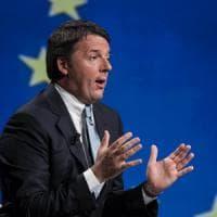 """Renzi: """"Manovra alla Camera entro la settimana. A Bruxelles battaglia per l'Italia"""""""
