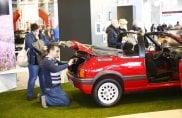 Padova Auto e Moto d'Epoca, immagini dal salone