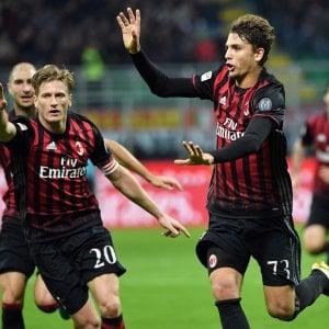 Il Milan dei giovani piace ai tifosi: e il Meazza torna a riempirsi