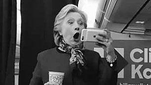 Hillary e la squadra del cuore  Notizia speciale sul cellulare