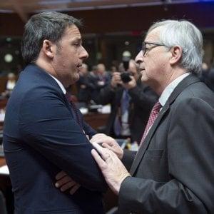"""La Ue all'Italia: """"La manovra non va. Stop alle 'una tantum' e deficit solo al 2,2%"""""""