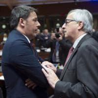 La Ue all'Italia: