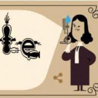 Google celebra Antoni van Leeuwenhoek: doodle per l'inventore del microscopio