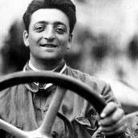 Enzo Ferrari:  vette e curve d'una