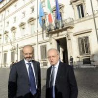 "Vertice governo-Anm. Davigo: ""Abbiamo espresso disagio. Da Renzi apertura"""