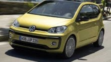 "Vw Up, il ""porte aperte"" come una grande festa"