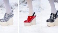 Gli zoccoli anche in inverno: ecco come