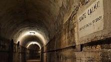 Il bunker del monte Soratte rifugio di gerarchi e presidenti