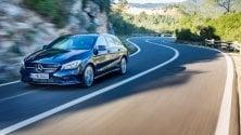CLA Shooting Brake, rivoluzione Mercedes