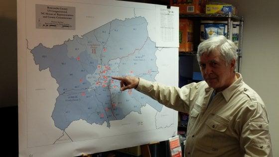 Asheville: un'isola democratica nell'oceano repubblicano