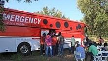 """Emergency,  """"Nessuno escluso""""  il programma per chi  non ha diritto alle cure"""""""