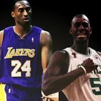 Basket Nba, via alla nuova era dopo gli addii di Bryant, Duncan e Garnett