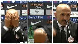 Parodia sulle testate di Spalletti Il mister suona We Will Rock You