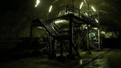 """L'ultima  miniera che potrà sopravvivere per cercare la """"materia oscura""""    foto"""