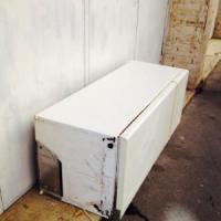 Raggi e il sospetto sui frigoriferi abbandonati