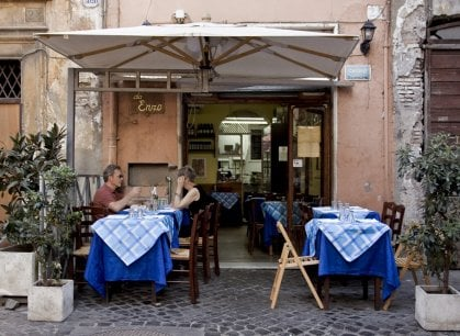 Roma: il regno del quinto quarto, tra Testaccio e Trastevere