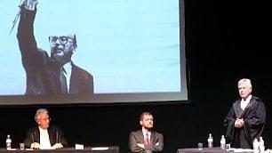 Processo a Bettino Craxi Condannato anche a teatro