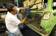 Torna in vita la prima Honda esportata negli States