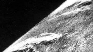 La Terra vista dallo spazio 70 anni fa il primo scatto