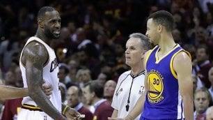 Ancora LeBron vs Curry   Nba del dopo Bryant     ft     Sabonis  e i figli d'arte