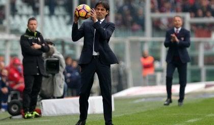 """Inzaghi: """"Poche energie, tenere duro""""   Rastelli:  """"Farò quattro cambi"""""""