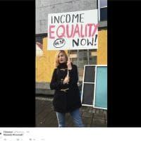 L'Islanda si ferma alle 14 e 38: sciopero delle donne contro gap retributivo di genere