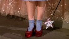 300.000 $ per restaurare le scarpe di Dorothy